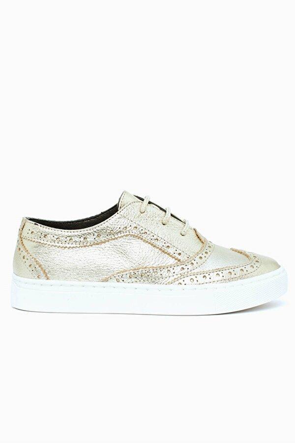 Resim Kız Çocuk Silver Ayakkabı