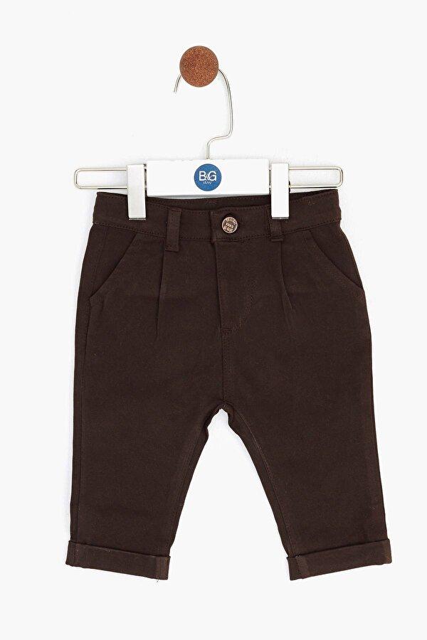 Resim Erkek Bebek Kahve Pantolon