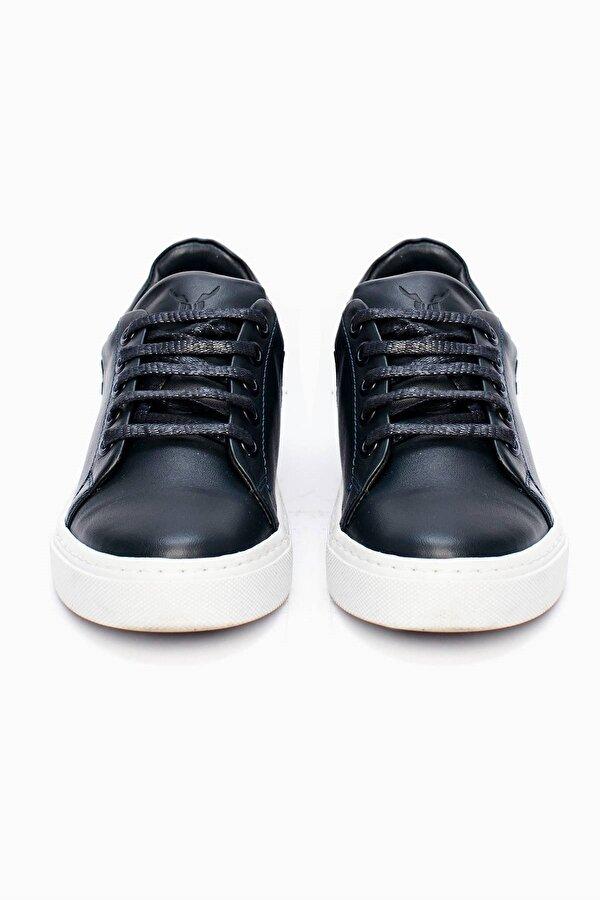 Resim Erkek Çocuk Lacivert Ayakkabı