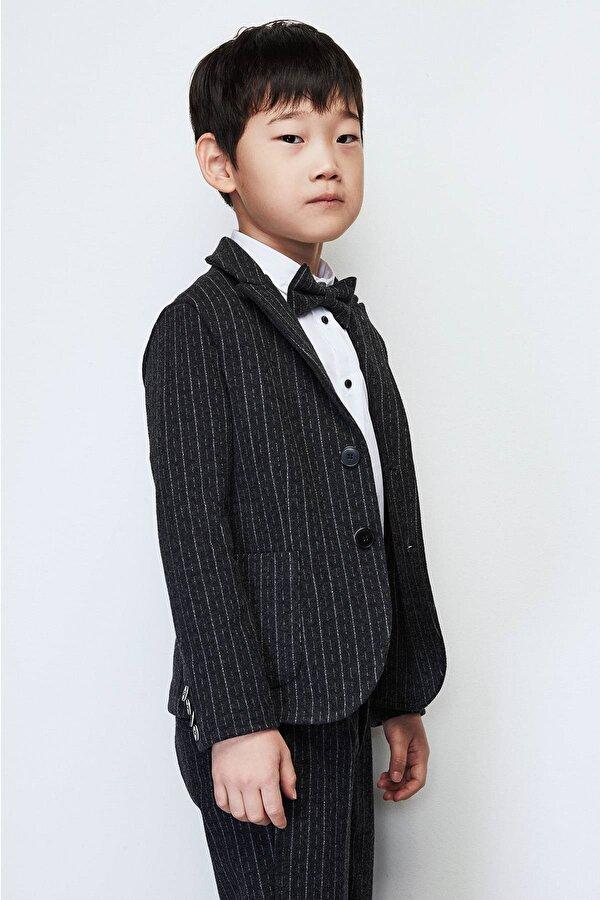 Resim Erkek Çocuk Antrasit Ceket