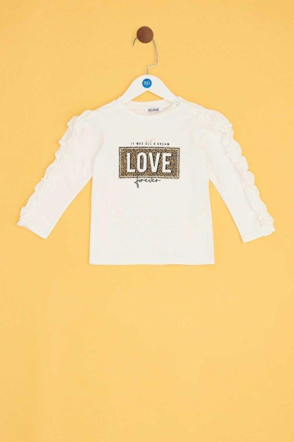 Resim Kız Bebek T-Shirt