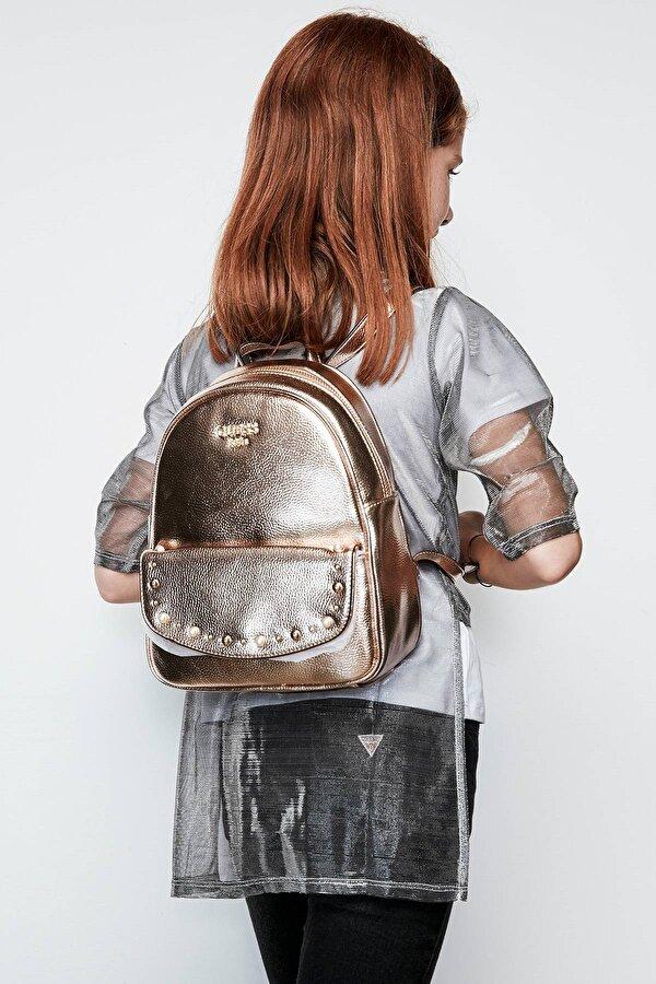 Resim Kız Çocuk Altın Çanta