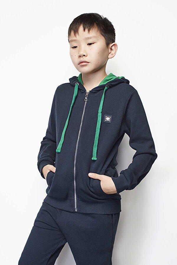 Resim Erkek Çocuk Lacivert S-Shirt