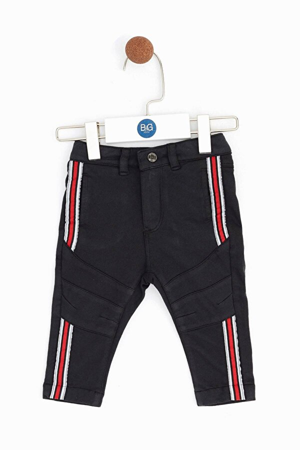 Resim Erkek Bebek Antrasit Pantolon