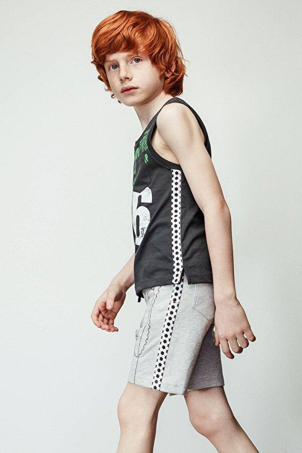 Resim Erkek Çocuk Antrasit Atlet