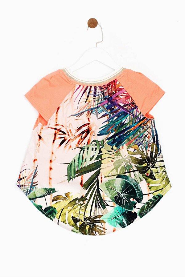 Resim Kız Çocuk Tropik Bluz