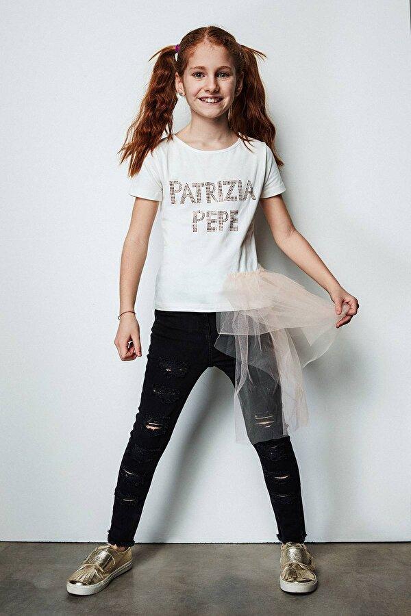 Resim Kız Çocuk Siyah Pantolon