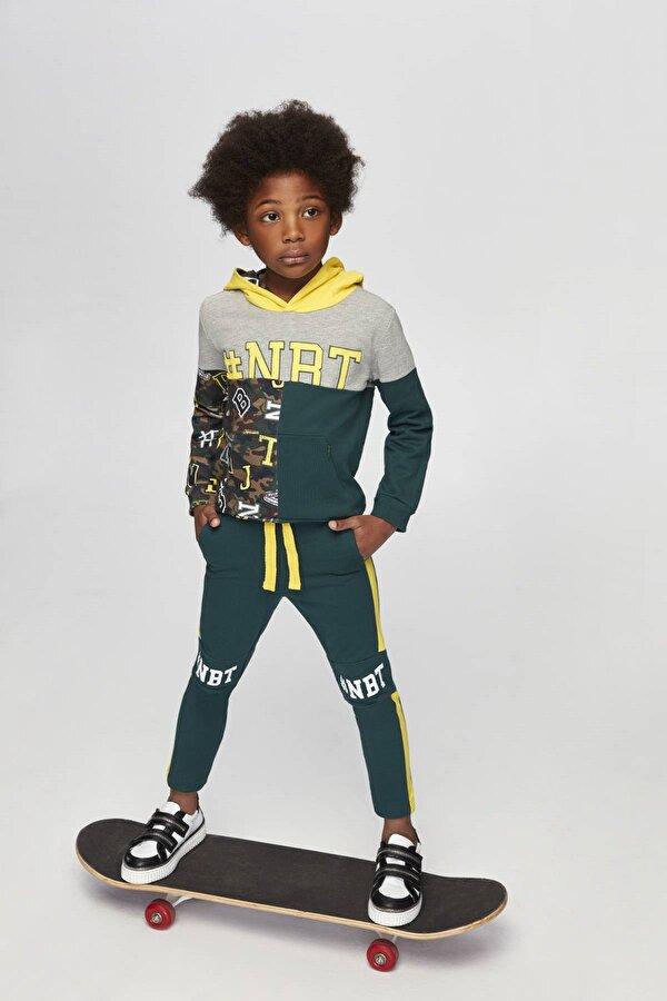 Resim Erkek Çocuk Desenli S-Shirt