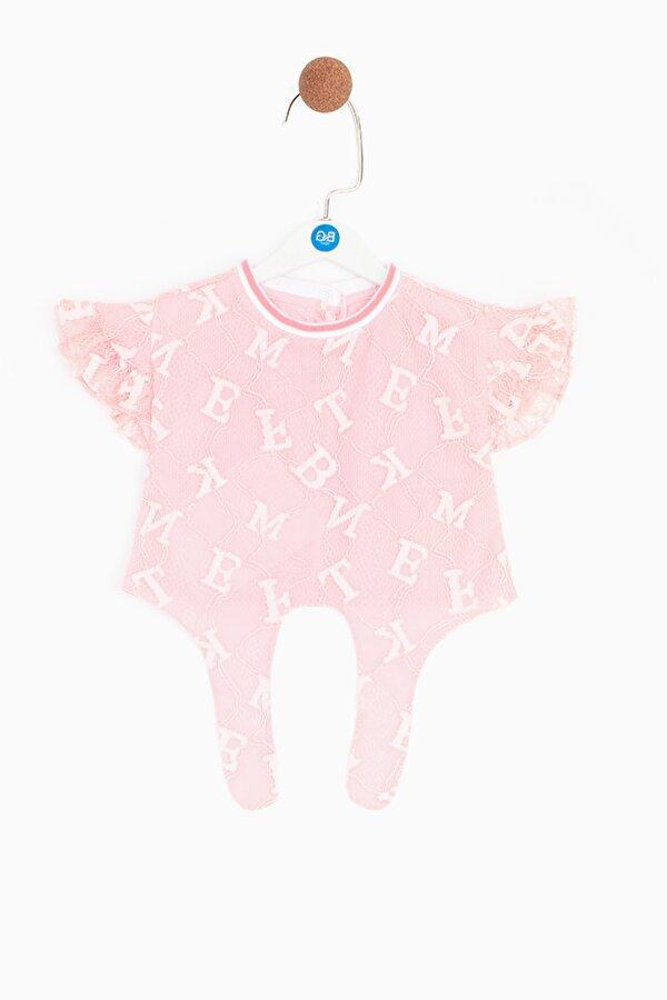 Resim Kız Bebek Pembe Bluz