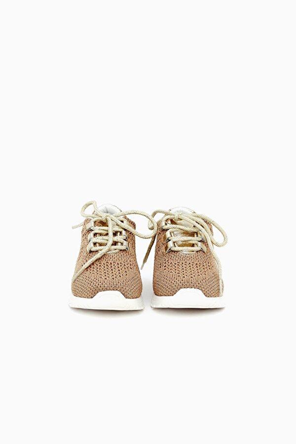 Resim Kız Bebek Kahve Ayakkabı