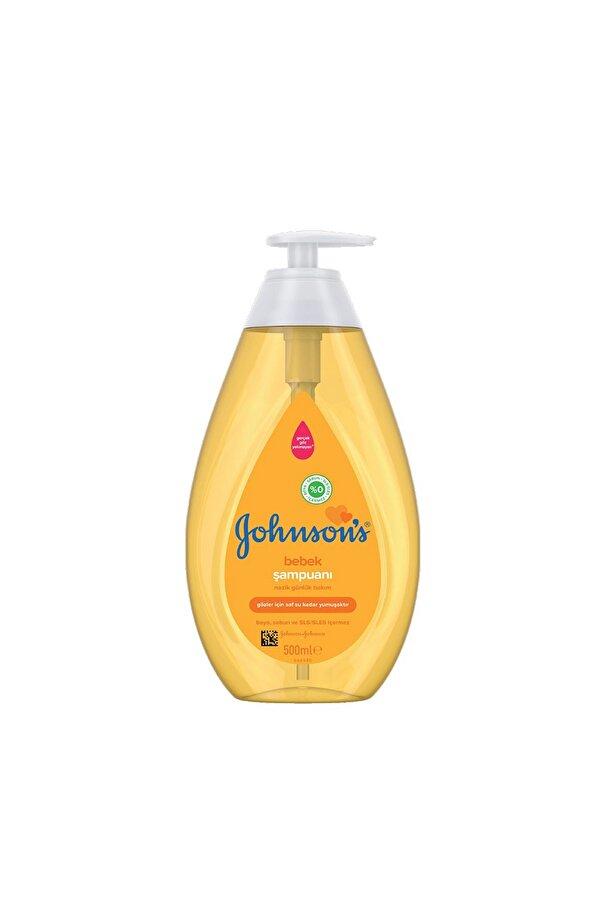 Resim JOHNSON'S BABY SAMPUAN 500ML - 5201089004018