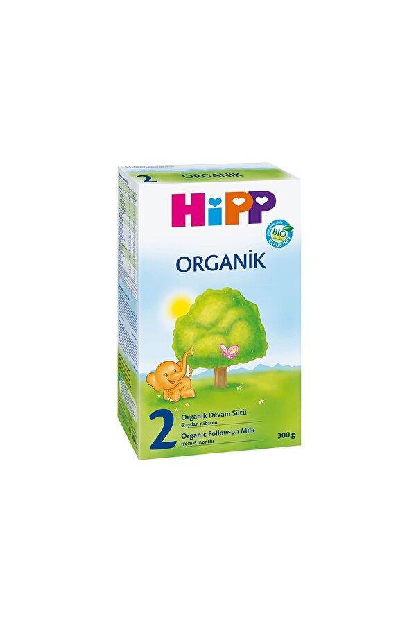 Resim HiPP 2 ORGANIK DEVAM SUTU 300 GR - 9062300123125
