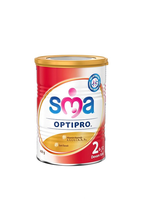 Resim SMA OPTIPRO 2 400GR BEBEK SUTU - 7613036632928