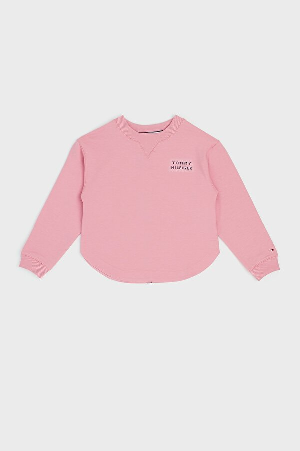 Resim Kız Çocuk Pembe S-Shirt
