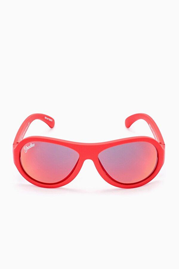 Resim Kız Çocuk Kırmızı Gözlük