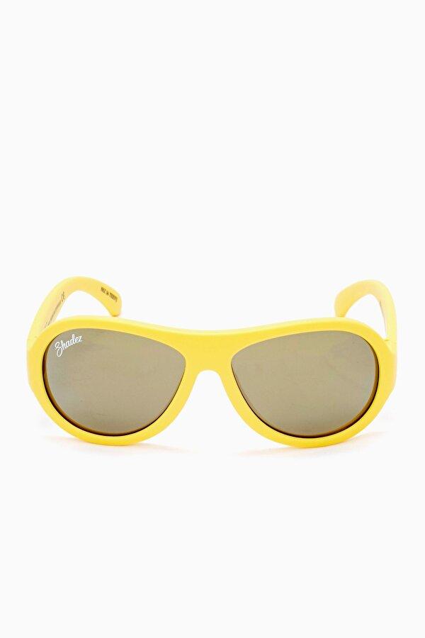 Resim Kız Çocuk Sarı Gözlük
