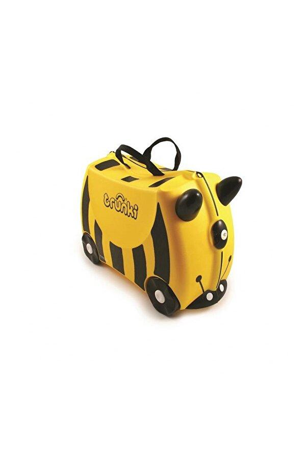 Resim Trunki Çocuk Bavulu - Arı Bernard - 5055192200443