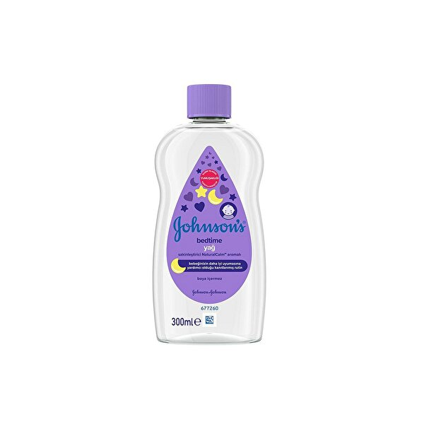 Resim JOHNSON'S BEBE YAGI 300ML BEDTIME - 3574660358308