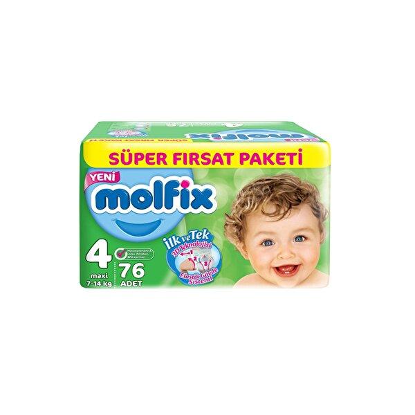 Resim MOLFIX S.FIRSAT PKT 76 LI MAXI 7-18 KG - 8690536804634