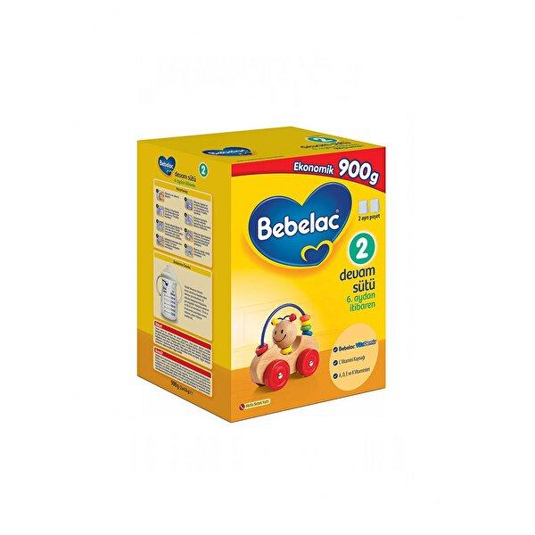 Resim BEBELAC 900 GR NO:2 DEVAM SUTU - 8699745012304
