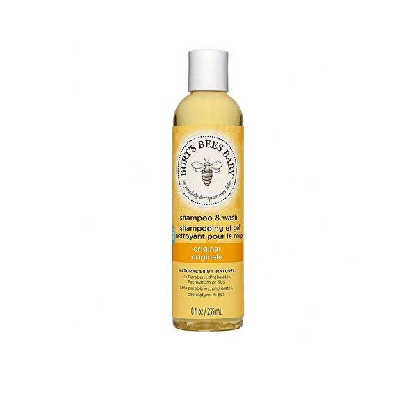 Resim Burt's Bees Bebek Saç ve Vücut Şampuanı 235 ML - 792850727007