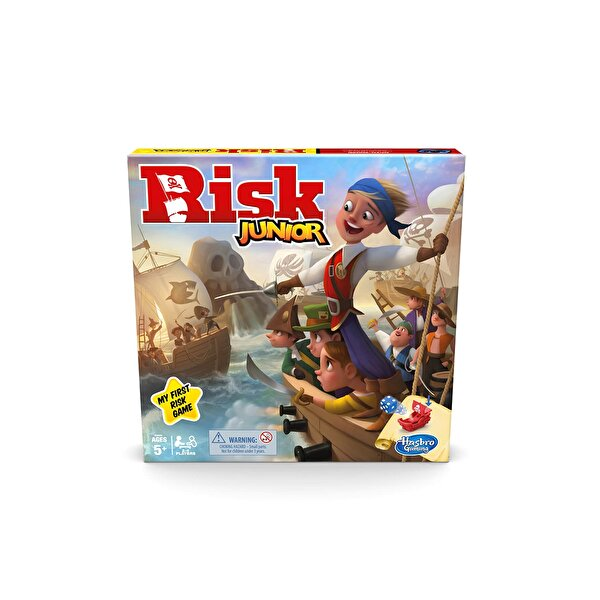 Resim HASBRO RISK JUNIOR - 5010993703531