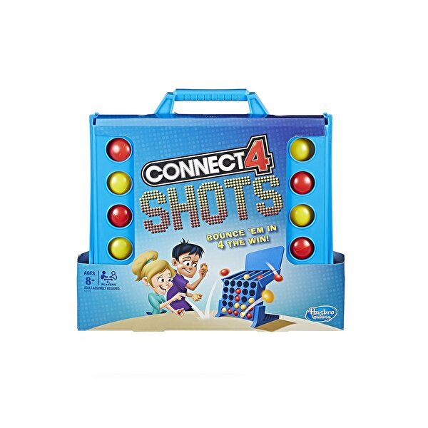 Resim HASBRO CONNECT 4 SHOTS - 5010993588251