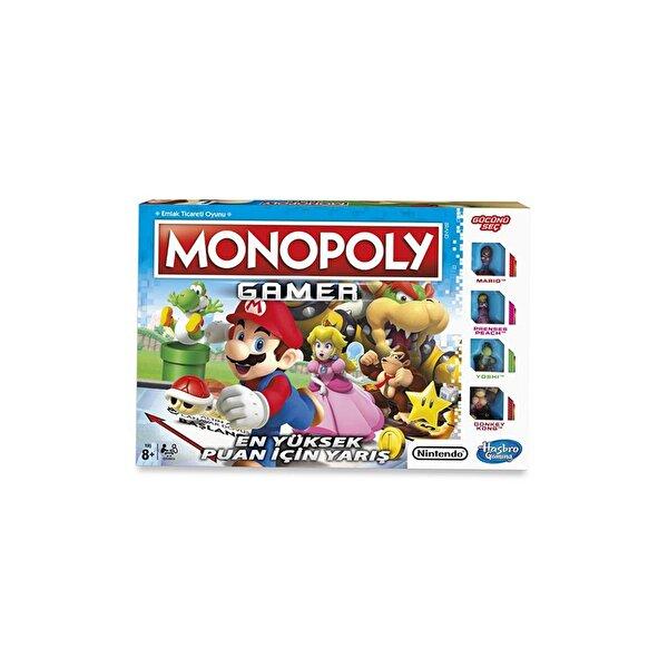 Resim HASBRO MONOPOLY GAMER - 5010993388967