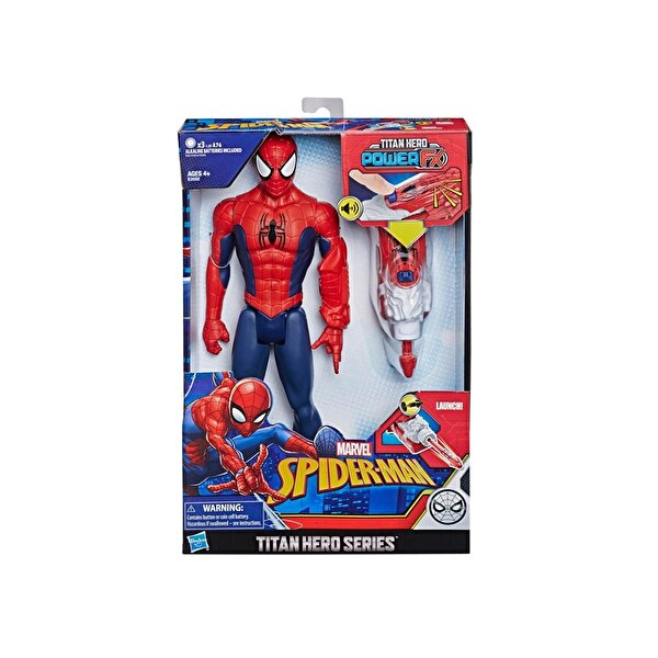 Resim HASBRO SPIDER-MAN TITAN FX POWER 2 - 5010993553907