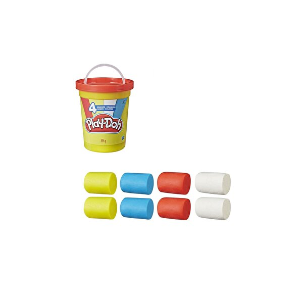 Resim HASBRO PLAY-DOH SUPER CAN KMP - 5010993570102