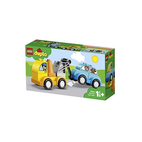 Resim LEGO DUPLO MY FIRST TOW TRUCK - 5702016367553
