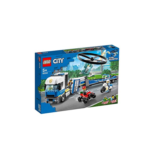 Resim LEGO CITY HELICOPTER TRANSPORT - 5702016617788