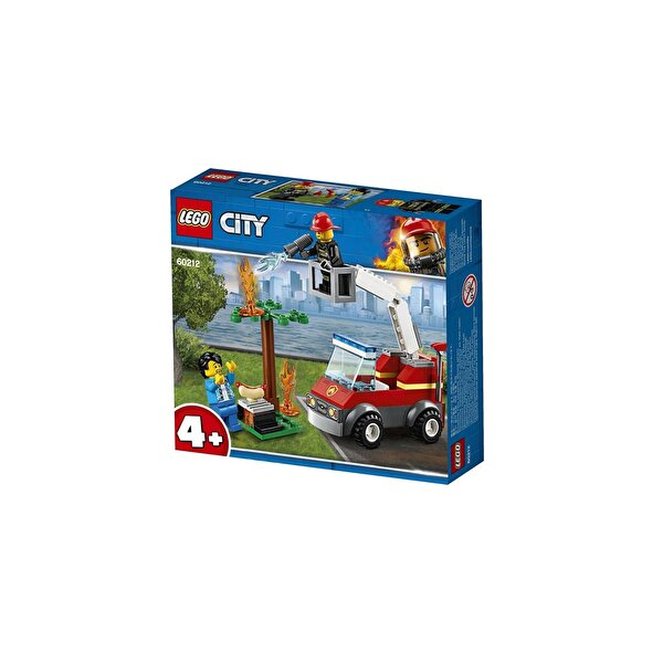 Resim LEGO CITY BARBECUE BURN OUT - 5702016369243