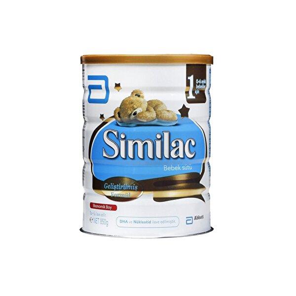 Resim Similac 1 850 gr Bebek Sütü - 8699548994784