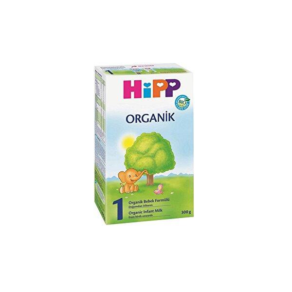 Resim HiPP 1 ORGANIK BEBEK SUTU 300 GR - 9062300123187