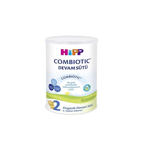 Resim HiPP 2 ORGANIK COMBIOTIC DEVAM SUTU 350 GR - 9062300125303
