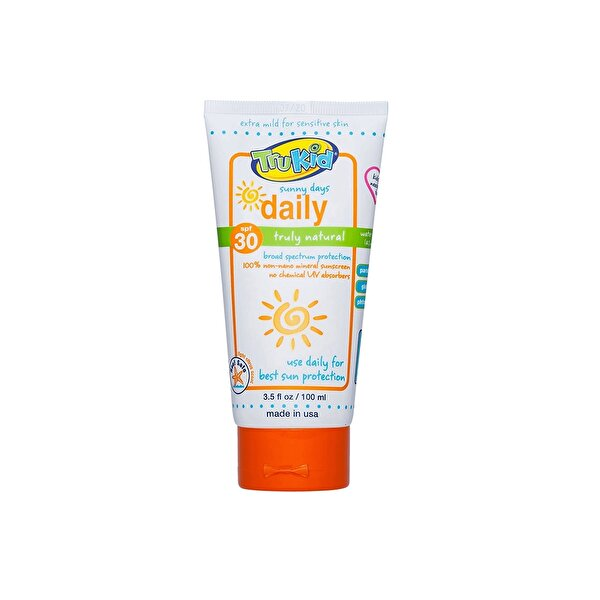 Resim Trukid Sunny Days Güneş Kremi 100 ML SPF30 - 611455103026