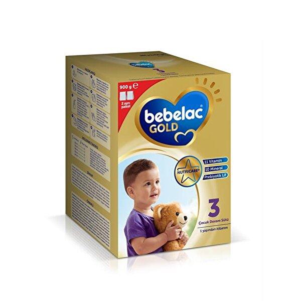 Resim BEBELAC GOLD 900 GR NO:3 - 8699745019808