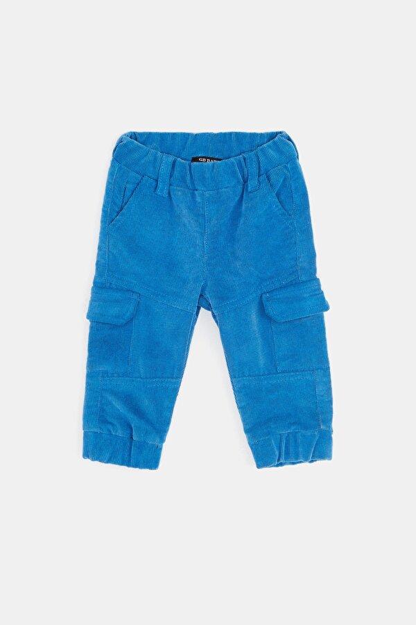 Resim Erkek Bebek Saks Pantolon