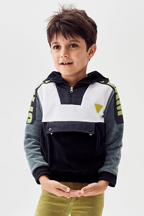 Resim Erkek Çocuk Renkli S-Shirt