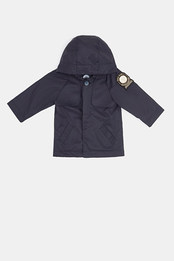 Resim Erkek Bebek Lacivert Ceket