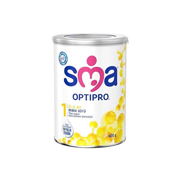 Resim SMA OPTIPRO 1 400GR BEBEK SUTU - 7613036129084