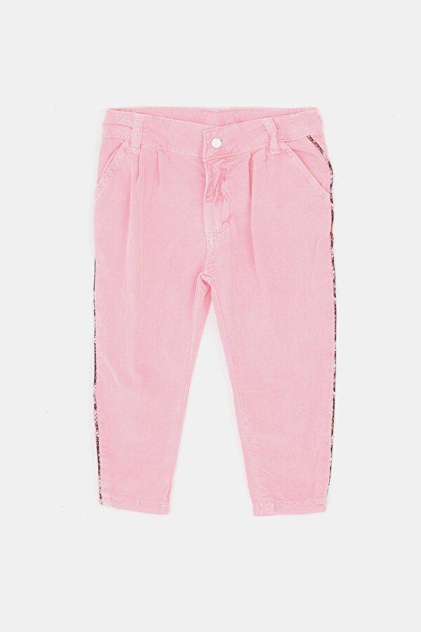 Resim Kız Bebek Pembe Pantolon