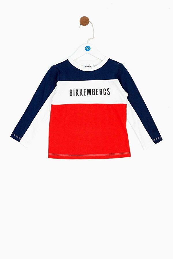 Resim Erkek Bebek Kırmızı T-Shirt