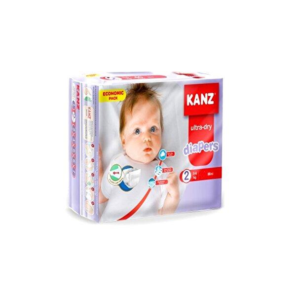 Resim KANZ - 2 NO 40 ADET 3-6KG ECO PACK