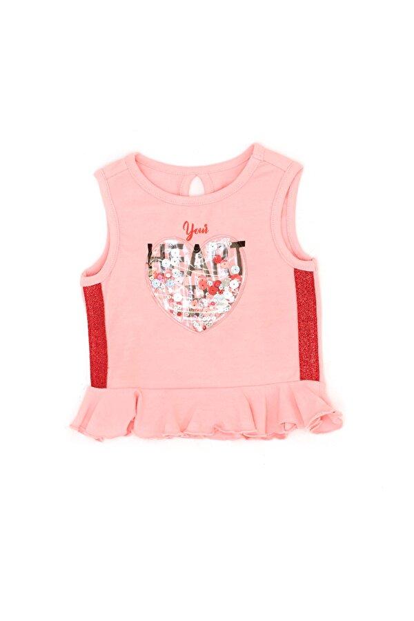 Resim Kız Bebek Pembe Atlet