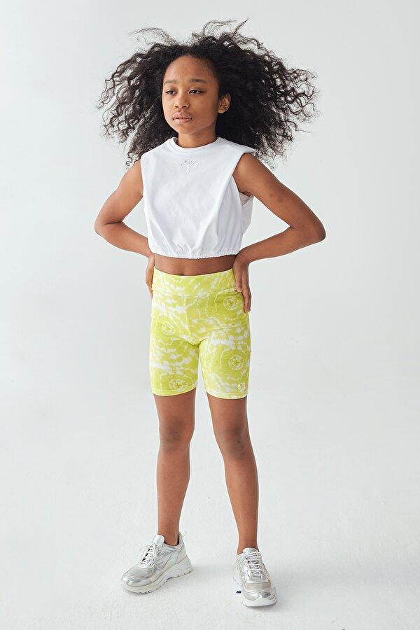 Resim Kız Çocuk Batik Tayt