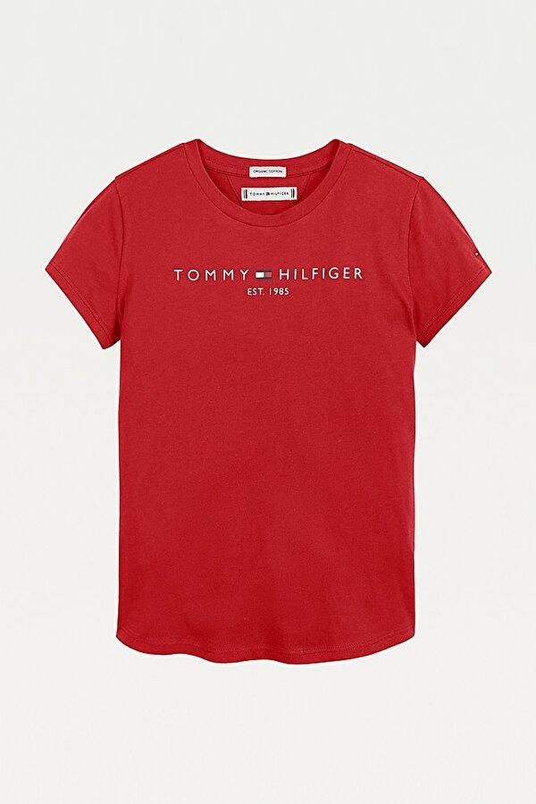 Resim Kız Çocuk Kırmızı Tshirt
