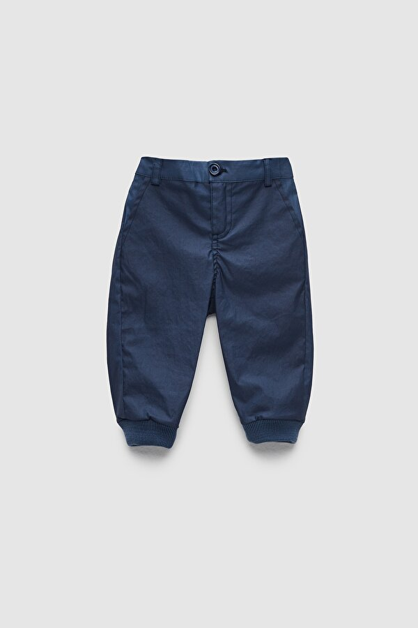 Resim Erkek Bebek Lacivert Pantolon
