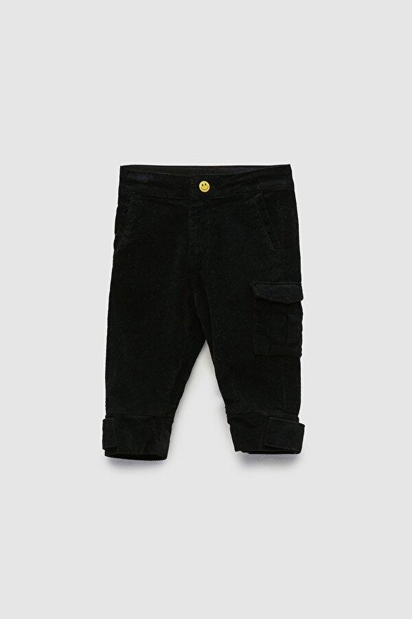Resim Erkek Bebek Siyah Pantolon